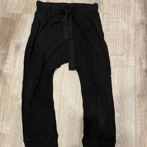 Free People Long Haul harem jogger M